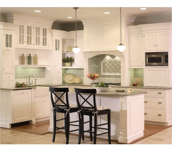 Impressive Kitchen Backsplash with White Green 581 x 514 · 92 kB · jpeg